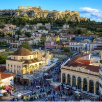 "Athens candidate for ""European Best Destination 2016″"