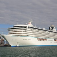 Crystal Cruises switches from Turkey to Greece over security concerns